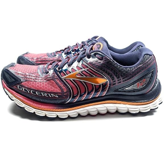 8ee9a687799 Brooks Shoes - Brooks Glycerin 12 Super DNA 3D Fit Running Shoes